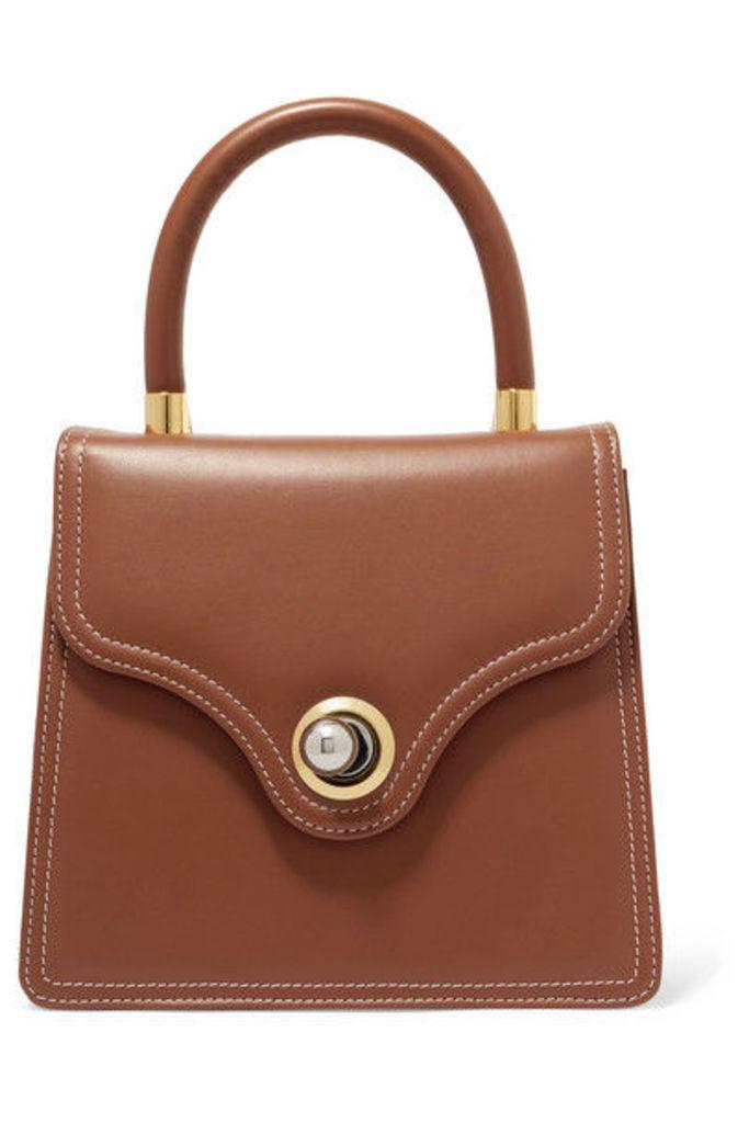 Ratio et Motus - Lady Leather Tote - Brown