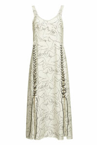 By Malene Birger Printed Dress