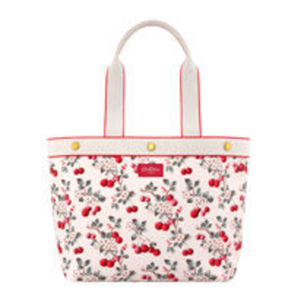 Cherry Sprig Tote Bag