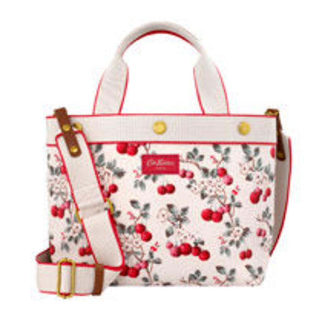 Cherry Sprig Cross Body Bag