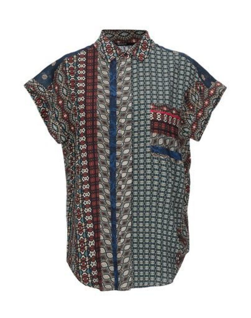 DESIGUAL SHIRTS Shirts Women on YOOX.COM