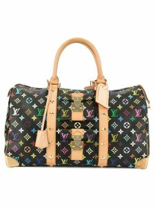 Louis Vuitton Pre-Owned Keepall 45 travel hand bag - Black
