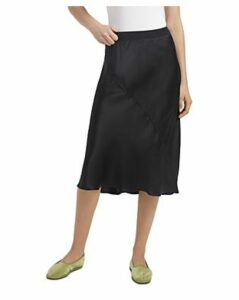 Atm Anthony Thomas Melillo Silk A-Line Skirt