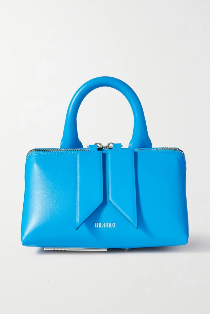 Tibi - Layered Wool-blend Midi Skirt - Black