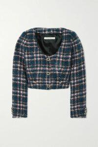 alexanderwang.t - Ruched Cotton-jersey Mini Dress - Sky blue