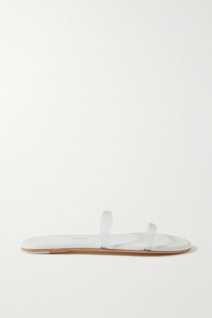 Michael Kors Collection - Fringed Leather Skirt - Black