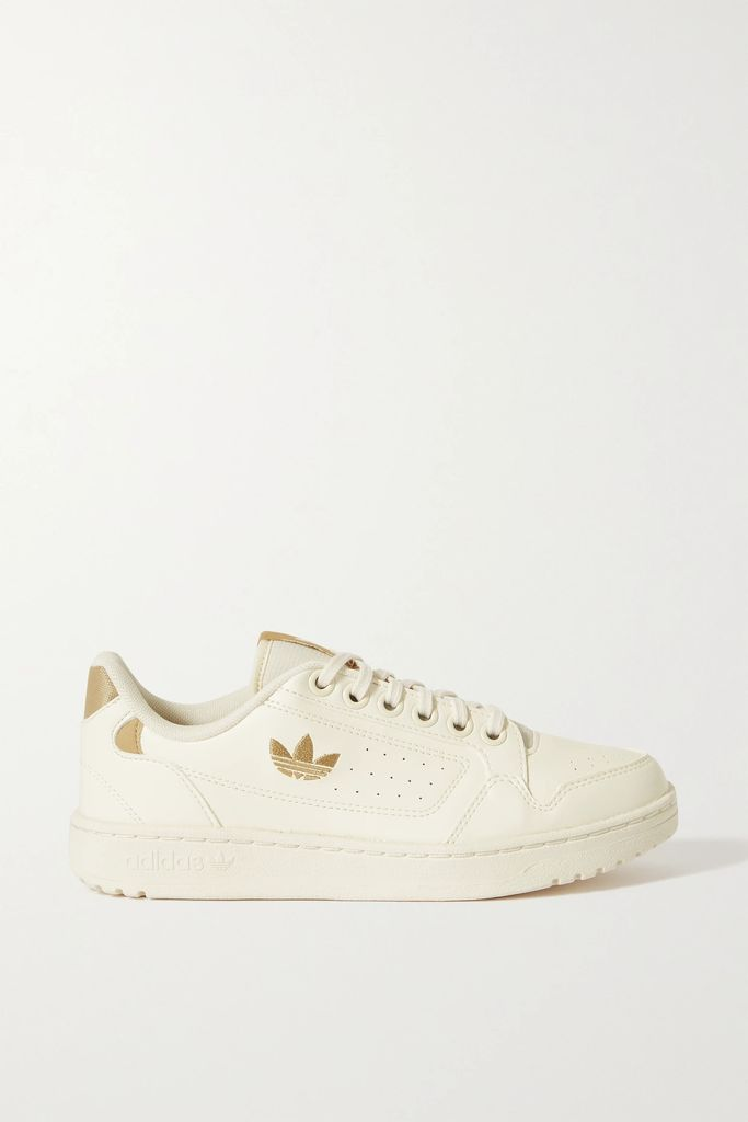 Versace - Intarsia-knit Top - Red