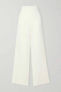 Miu Miu - Double-breasted Leather Coat - Pink