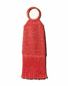Binge Knitting Maya Small Fringe Tote
