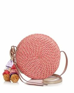 Eric Javits Medium Bali Round Crossbody