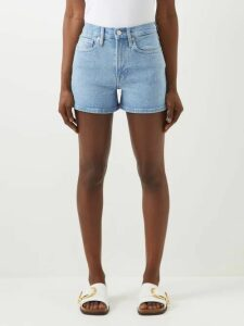 Roland Mouret - Amador Checked Wool Crepe Midi Dress - Womens - Black White