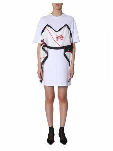 MSGM Foulard Dress