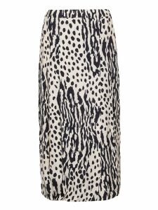 Essentiel Printed Skirt