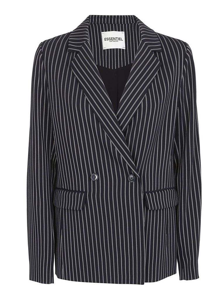Essentiel Striped Blazer
