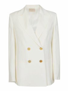 Erika Cavallini Double Breasted Blazer