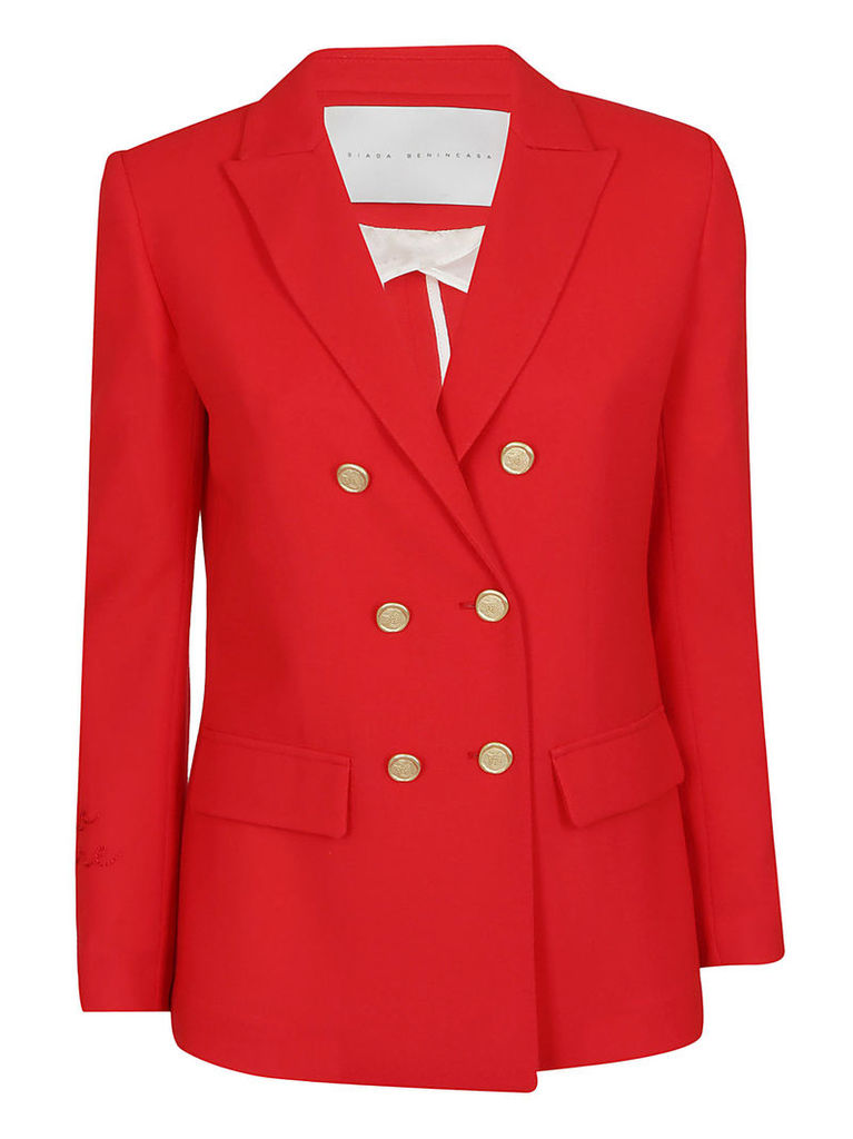 Giada Benincasa Double Breasted Blazer