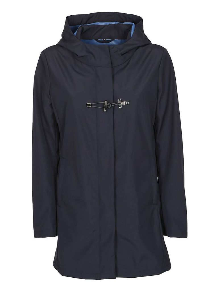 Fay Hooded Raincoat