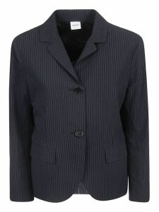 Aspesi Pinstripe Buttoned Blazer