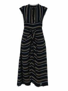 Proenza Schouler Striped Dress