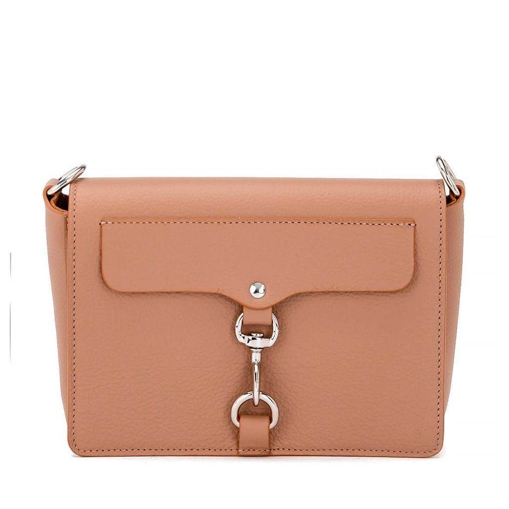 Rebecca Minkoff M.a.b. Desert Leather Shoulder Bag