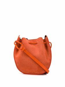 Rebecca Minkoff crossbody bucket bag - Orange