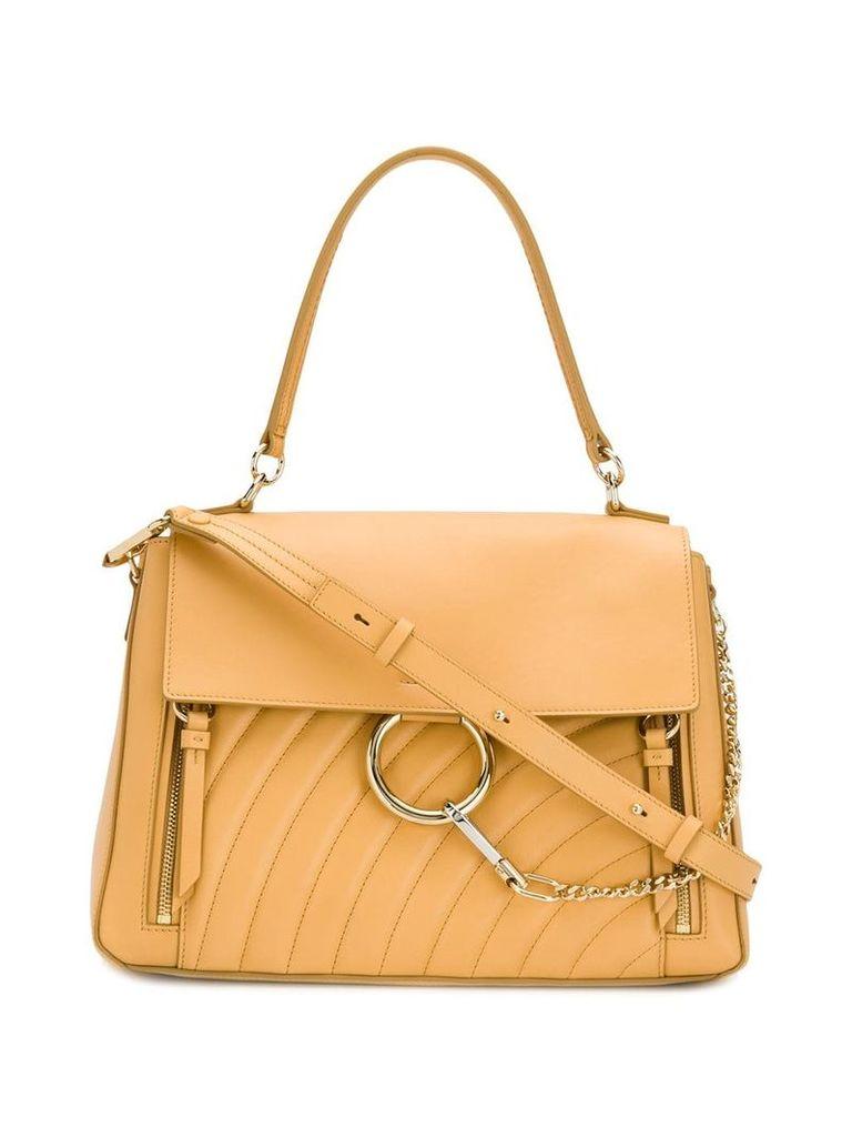 Chloé Faye Day medium bag - Neutrals