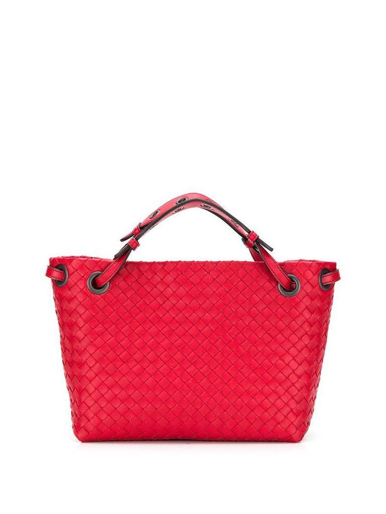 Bottega Veneta small Garda handbag - Red