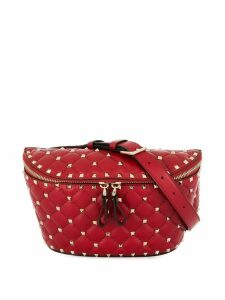 Valentino Valentino Garavani Rockstud Spike belt bag - Red