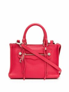 Rebecca Minkoff micro Regan satchel - Red