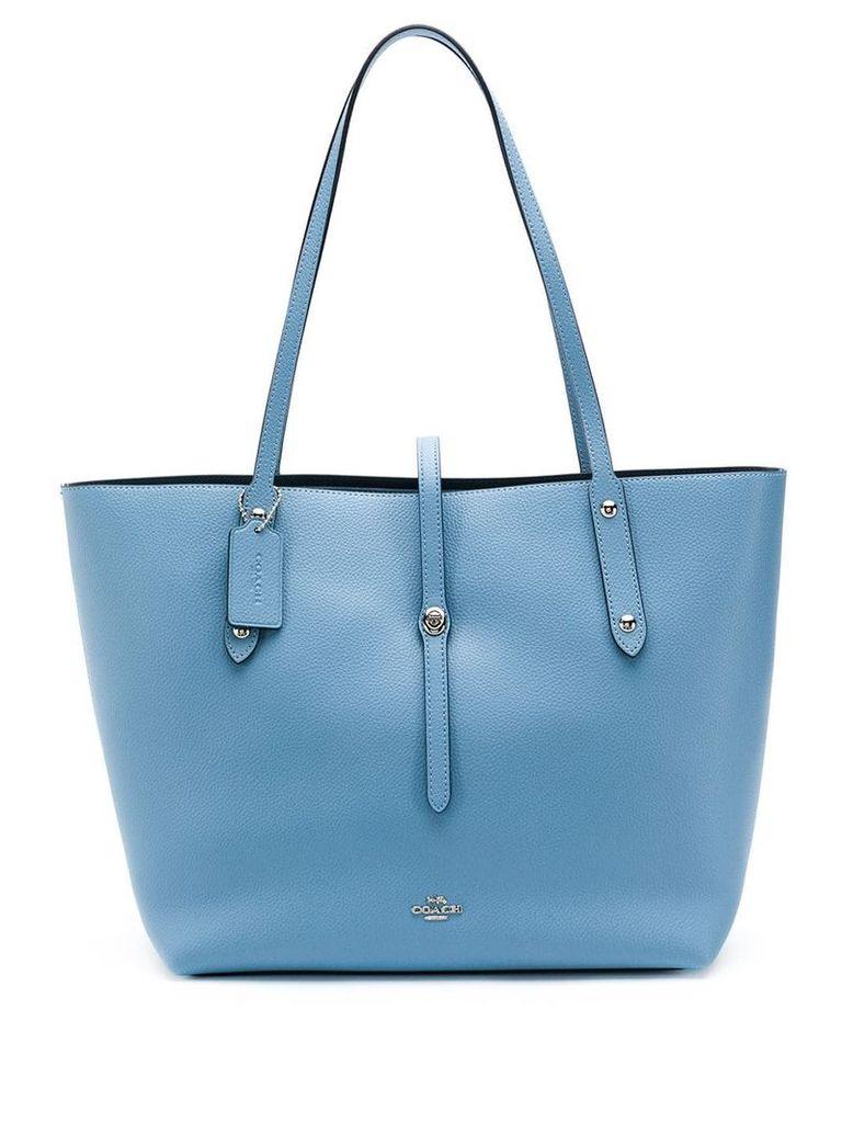Coach Market tote bag - Blue