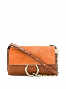 Chloé Faye shoulder bag - Brown