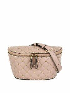 Valentino Valentino Garavani Rockstud belt bag - Pink