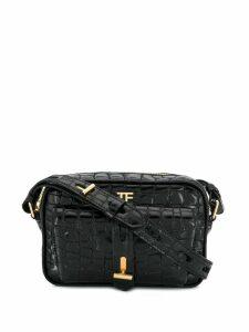 Tom Ford camera embossed bag - Black