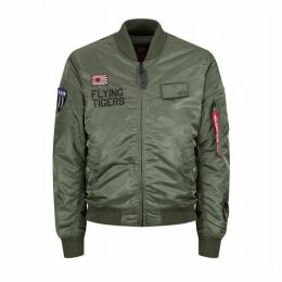 Alpha Industries Ma-1 Vf Flying Tigers Jacket
