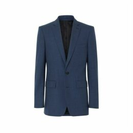 Burberry Classic Fit Wool Tailored Jacket