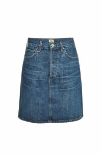 Citizens of Humanity Lorel Denim Skirt