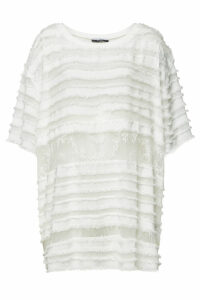 Faith Connexion Mini Dress with Lace