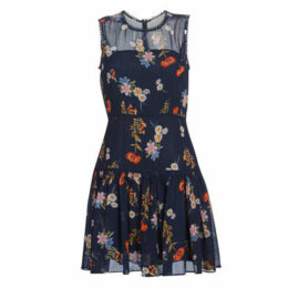 Derhy  FOURNIL  women's Dress in Blue