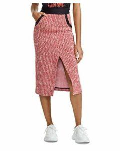 Maje Jivor Tweed Skirt