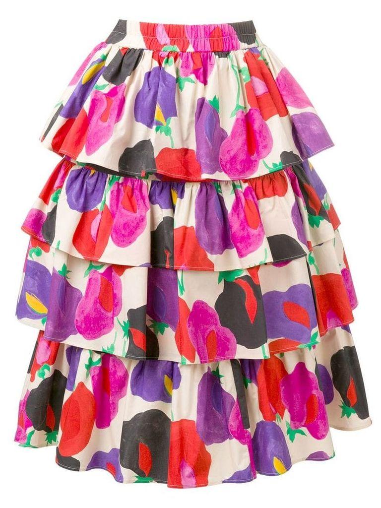 La Doublej Big Mama skirt - Neutrals