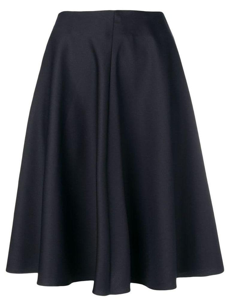 Études Steps flared skirt - Blue