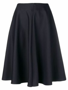 Études Steps flared skirt - Blue
