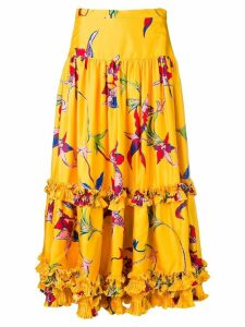 La Doublej Salsa skirt - Yellow