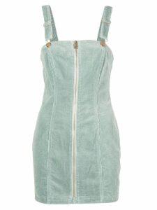 Alice Mccall Hello It's Me corduroy dress - Green