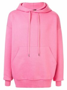 Caban hooded jumper - Pink