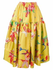 La Doublej Oscar skirt - Yellow