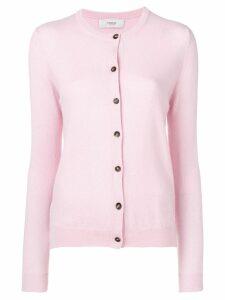 Pringle Of Scotland classic cardigan - Pink