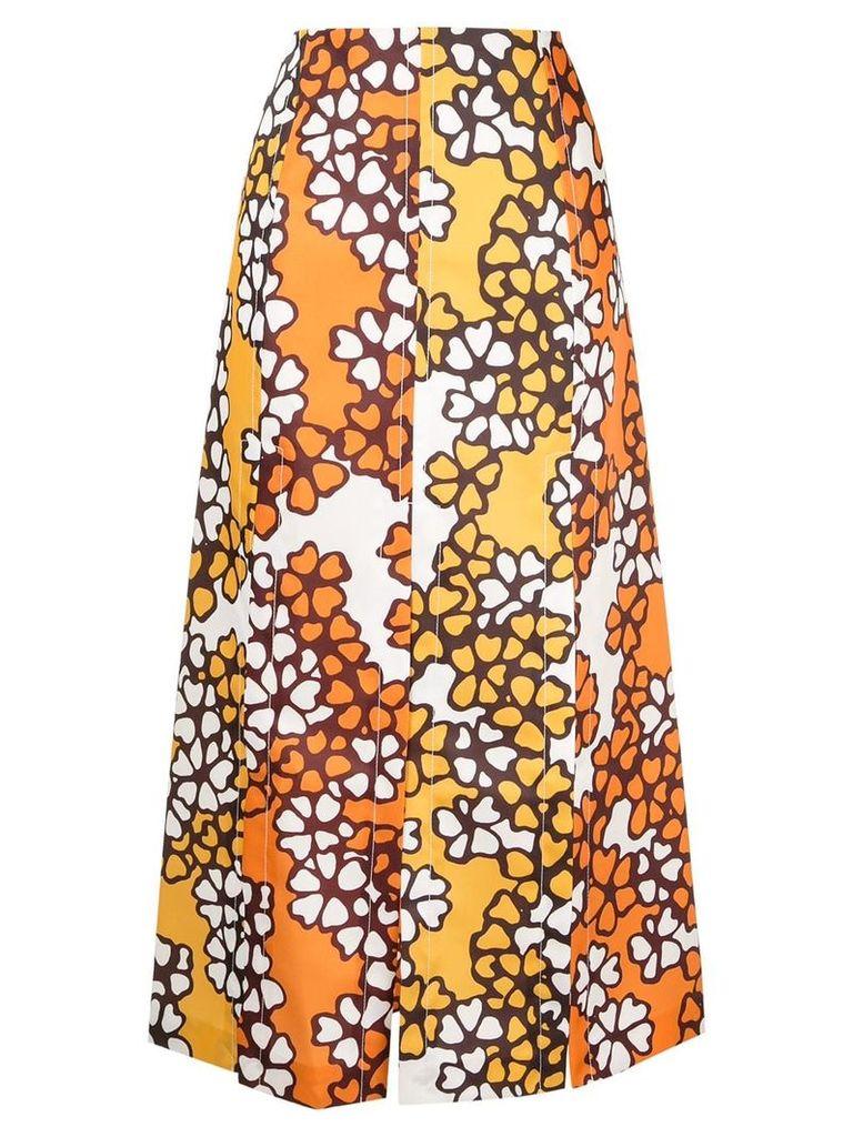 3.1 Phillip Lim floral print skirt - Multicolour