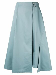 Enföld wrap skirt - Blue