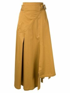 3.1 Phillip Lim asymmetric skirt - Brown